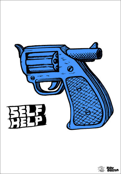 Self-help-revolver
